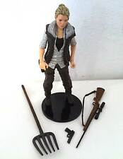 ANDREA • C9 • 100% COMPLETE w/STAND • McFARLANE THE WALKING DEAD TV SERIES FOUR