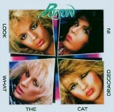 POISON 'LOOK WHAT THE CAT DRAGGED IN-2' CD NEW+ !