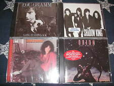 BILLY SQUIER/ORION THE HUNTER/LOU GRAMM/SHADOW KING - 4 CD LOT *MINT/NEW*