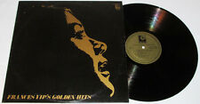 FRANCES YIP: Golden His t葉麗儀 HONG KONG LP 1977 Rare