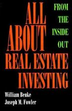 All About Real Estate Investing: From the Inside Out Benke, William, Fowler, Jo