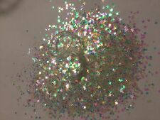 Beautiful Glitter Nail art Luminous star lights    For Acrylic & Gel Application