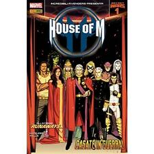 INCREDIBILI AVENGERS PRESENTA: HOUSE OF M 1 - 29 - MARVEL PANINI COMICS - NUOVO