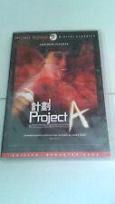 """DVD """"POJECT A LOS PIRATAS DEL MAR DE CHINA"""" JACKIE CHAN HONG KONG CLASSICS"""