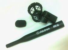 New, Alctron M6 Professional Condenser Measurement Microphone, Free Shipping !