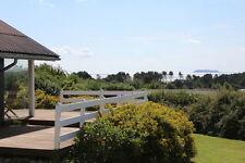 Modernes Ferienhaus mit einzigartigem Panoramablick über Meer und Landschaft