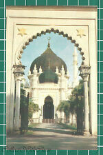 CWC   Postcards   Malaya   1950s Zahir Mosque, Alor Setar #3306 Near Mint