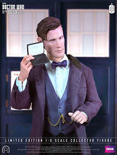 "Doctor who 11th dr. échelle 1:6 12"" inch action figure bbc big chief-matt smith"