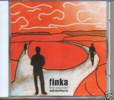 (419A) Finka, Find Your Own Adventure - sealed CD