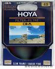 Hoya 49mm Slim CPL Circular Polarizing / Polarizer CIR-PL