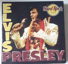 Elvis Presley 1977-2002 25th Anniversary Hard Rock Cafe EP25 Five Pin Boxed Set