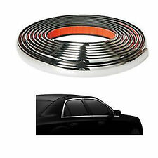 Side Window 20 Mtrs Chrome Beading Roll for Skoda Rapid