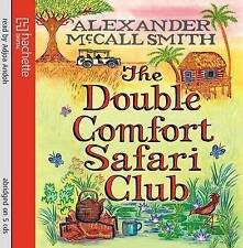 The Double Comfort Safari Club by Alexander McCall Smith - Audio CD abridged NEW
