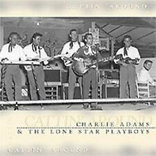 Cattin' Around by Charlie Adams (CD, Mar-2000, Bear Family Records (Germany))