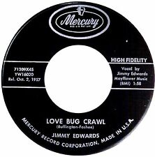 LOVE BUG CRAWL Jimmy Edwards   *HOT ROCKABILLY*