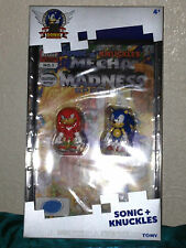 Tomy Sonic The Hedgehog & Knuckles 25th Anniversary Collection 2-Pack + Comic