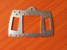 Steering servo fixed plate for 1/5 scale big monster rc truck