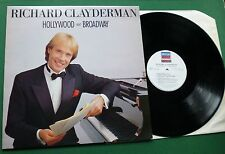 Richard Clayderman Hollywood & Broadway inc If I Loved You + SKL 5344 LP