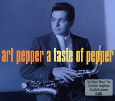 Art Pepper Meets The Rhythm Section/Mucho Calor 2-CD NEW SEALED Remastered Jazz
