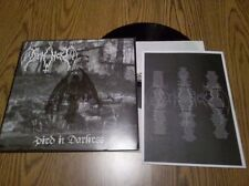 DEMONCY - Joined in Darkness LP 2002 Sombre Records mayhem watain