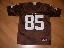 Vintage Cleveland Browns Kevin Johnson Football Jersey Youth Medium 10-12 NFL