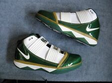 Nike Air Zoom LeBron Soldier III 3 Three SVSM s 11 DS NEW NIB James V VI 5 6 PE