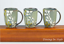 Set of 3 (14 oz.) Mugs, MINT! New Heather, Home, Target
