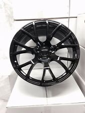 "4 NEW Dodge SRT Hellcat 20"" Gloss Black Wheels OE 20x9 Charger Challenger 300"
