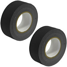 2 Pack of Gaffer's Tape - Black 2 inch Roll 60 Yards per Roll Gaffers Tape