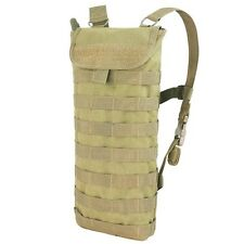 Condor HCB TAN MOLLE Hydration Carrier Backpack w/ 2.5L Bladder Included