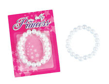 Box of 36 My Princess Toy Pearl Bracelets Brand New Wholesale Pocket Money Toys