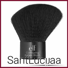E.L.F ELF CONTOURING KABUKI BRUSH - FACE AND BODY POWDER BRONZER BRUSH