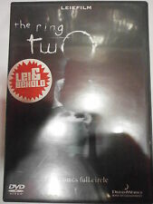 THE RING 2 TWO - FILM IN DVD - SOLO INGLESE - NO AUDIO ITA - COMPRO FUMETTI SHOP