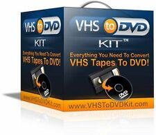Convert Old Video Tapes to DVD with Mac Computer