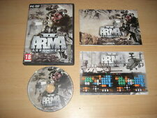 ARMA 2 II OPERATION ARROWHEAD Standalone Expansion Pc DVD Rom Complete FAST POST