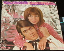 ESTHER & ABI OFARIM Free Just Like the Wind LP STEREO EXOTICA VG+