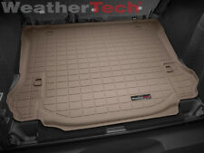 WeatherTech® Cargo Liner for Jeep Wrangler Unlimited - 2011-2014 - Tan