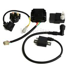 Ignition Coil CDI Regulator Rectifier Relay Kit for 150/200/250cc Chinese ATV