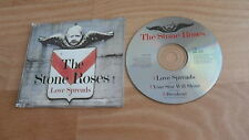 STONE ROSES - LOVE SPREADS (RARE DELETED 1994 CD SINGLE) IAN BROWN