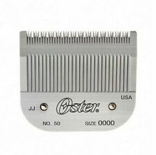 New Oster Blades Turbo 111 # 0000 Hair Clipper Blade