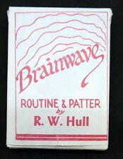 Brainwave, rutina V. R. W: Hull, Bicycle azul, topuzstand, Demo-Video
