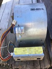 Good Used  Squirrel Cage Ventilation Fan Blower Coleman