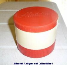 Vintage Aladdin Thermo Jar #7000 Insulated Soups Hot Cold Food Keeper GUC 6 oz.