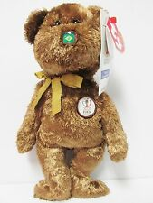 "Ty Beanie Baby ""Brazil"" the World Cup Champion Bear, Brand New w/Mint Tags"
