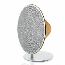 2 Channel Modern Wireless Bluetooth NFC 4.0 Wood Speaker with Touch Surface