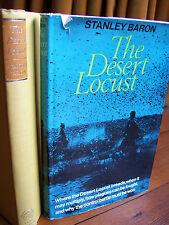 The Desert Locust by Stanley Baron (1st edn, hb, 1972)