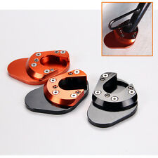 Sidestand Plate Kickstand Extension Pad For KTM 125/200/390 DUKE 2013-2015 2014