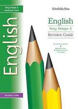 Schofield & Sims Key Stage 2 English Revision Guide & Practice papers Bundle
