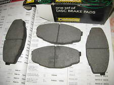 NEW FRONT BRAKE PADS - FITS: TOYOTA CRESSIDA (1977-84)