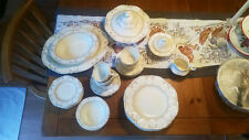 Crown Ducal Berkley China Dinnerware Set